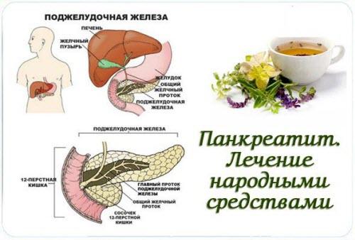 Лечение печени в домашних условиях народными